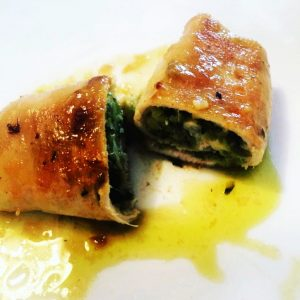 Involtini di Pollo e Zucchine - Ricette senza Nichel